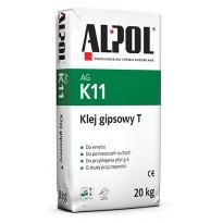 alpol Klej Gipsowy do Płyt K/G 20 kg