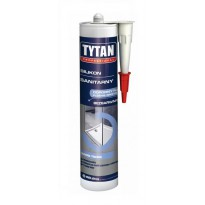 Silikon Sanitarny 310 ml Tytan
