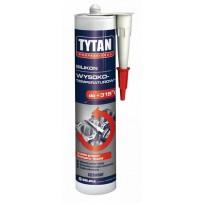 Silikon Wysokotemperaturowy 310 ml Tytan