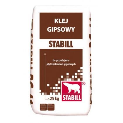 Stabil Klej Gipsowy do Płyt K/G 25 kg