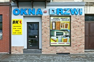 Okna i Drzwi BK Business Łask