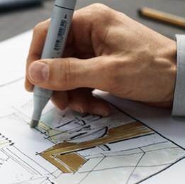 Etapy projektowania wnętrz
