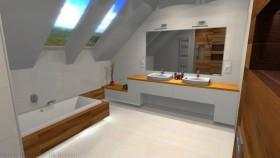 projekt łazienki 4