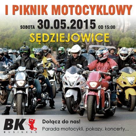 Piknik motocyklowy Sędziejowice