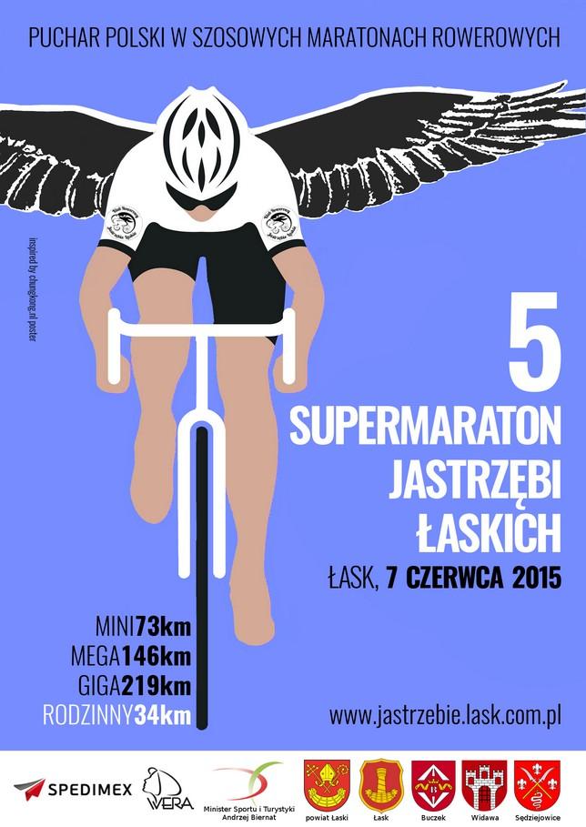 V Supermaraton Jastrzębi Łaskich