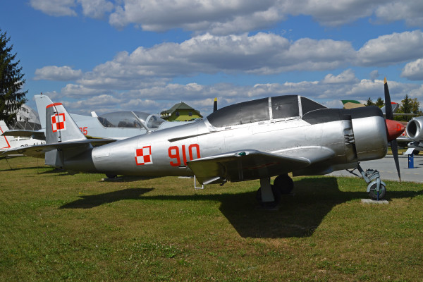 PZL TS-8 Bies