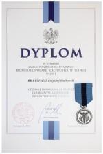 Dyplom za zasługi dla gospodarki